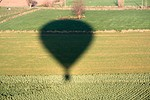 shadow of the balloon